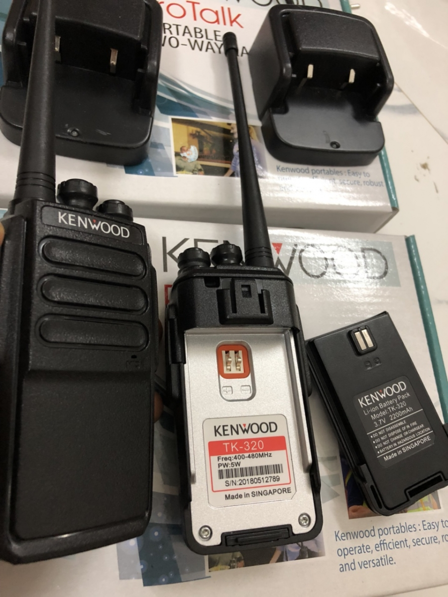 KENWOOD TK 3320PLUS