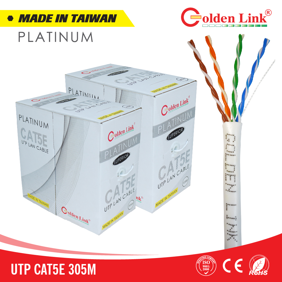 GOLDEN LINK UTP CAT 5E